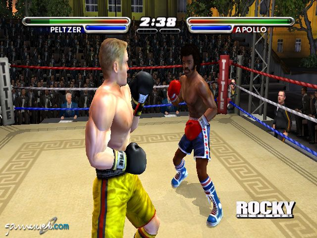 Rocky Legends  Archiv - Screenshots - Bild 3