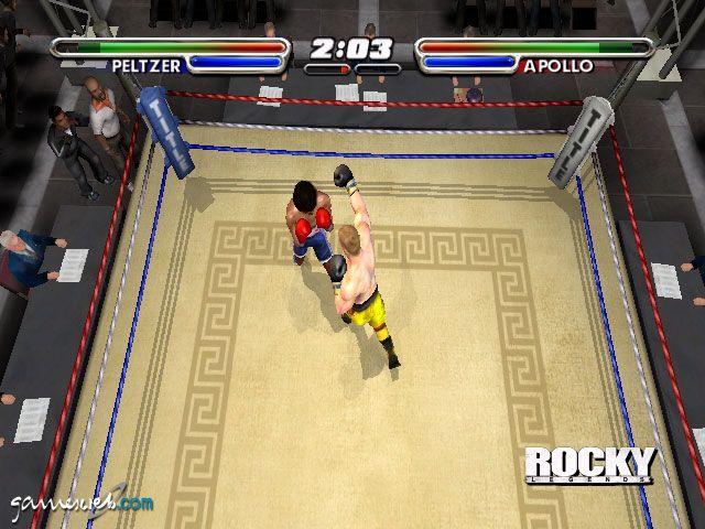 Rocky Legends  Archiv - Screenshots - Bild 5
