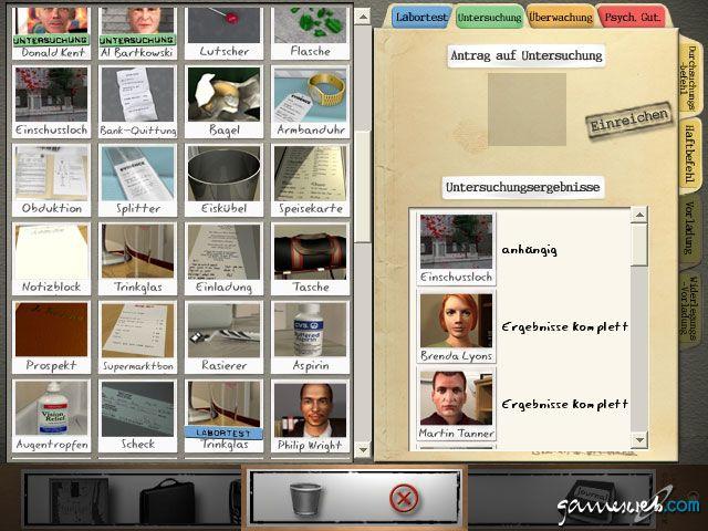 Law & Order Episode 2: Intrigen auf der Spur  Archiv - Screenshots - Bild 2