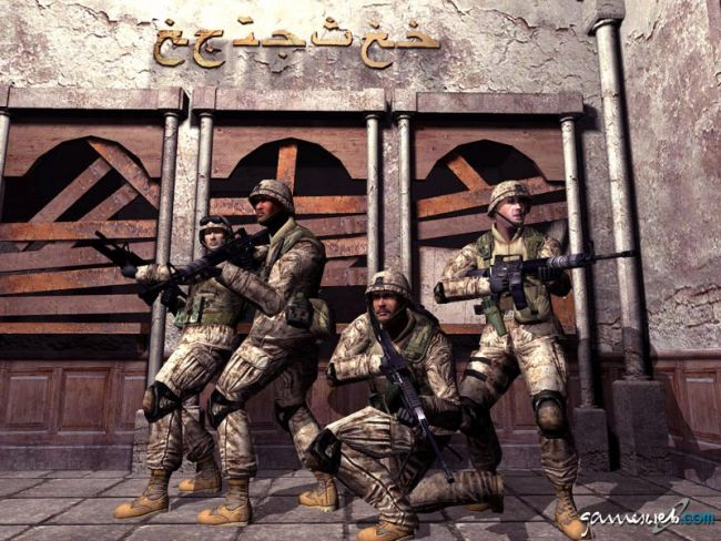 Close Combat: First to Fight  Archiv - Screenshots - Bild 17