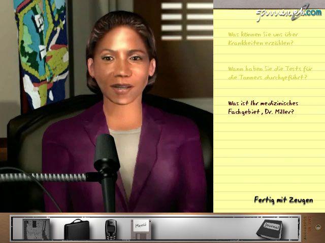 Law & Order Episode 2: Intrigen auf der Spur  Archiv - Screenshots - Bild 4