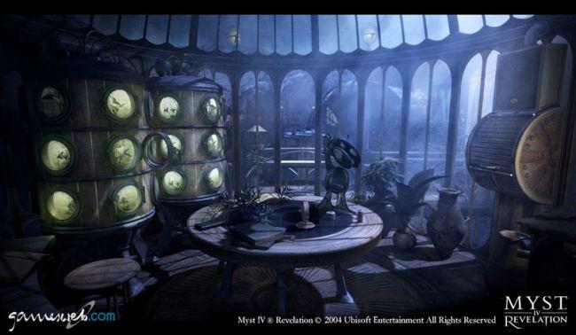 Myst 4: Revelation  Archiv - Screenshots - Bild 23
