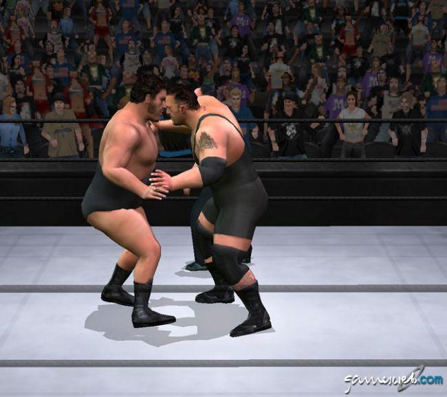 WWE SmackDown! vs. RAW  Archiv - Screenshots - Bild 12