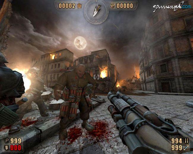 Painkiller: Battle out of Hell  Archiv - Screenshots - Bild 22