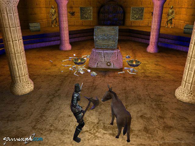 Dungeon Siege 2  Archiv - Screenshots - Bild 49