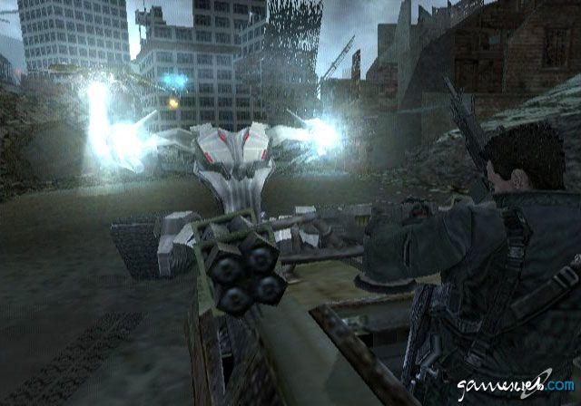 Terminator 3: Redemption  Archiv - Screenshots - Bild 14