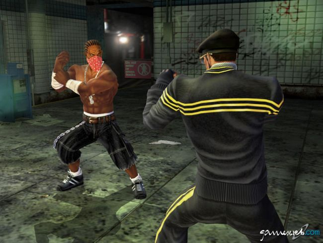 Def Jam Fight For NY  Archiv - Screenshots - Bild 4