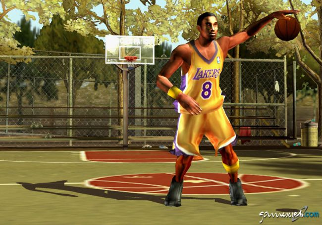 NBA Street V3  Archiv - Screenshots - Bild 23