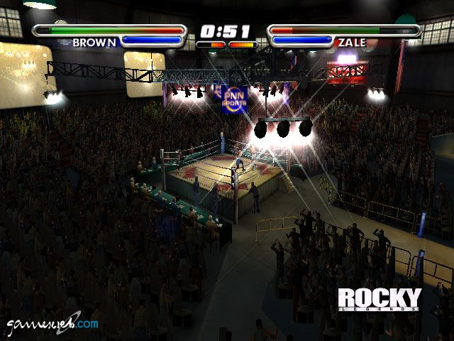 Rocky Legends  Archiv - Screenshots - Bild 16
