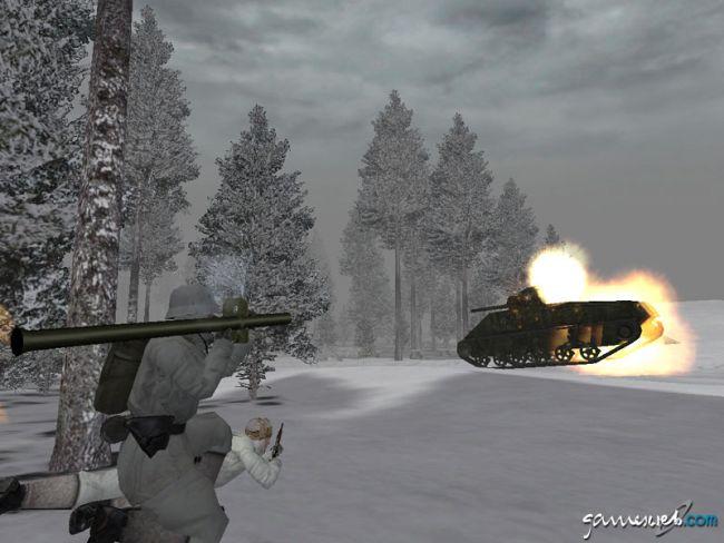 Hidden & Dangerous 2: Sabre Squadron  Archiv - Screenshots - Bild 2
