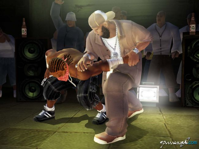 Def Jam Fight For NY  Archiv - Screenshots - Bild 9