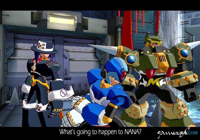 Mega Man X: Command Mission  Archiv - Screenshots - Bild 9