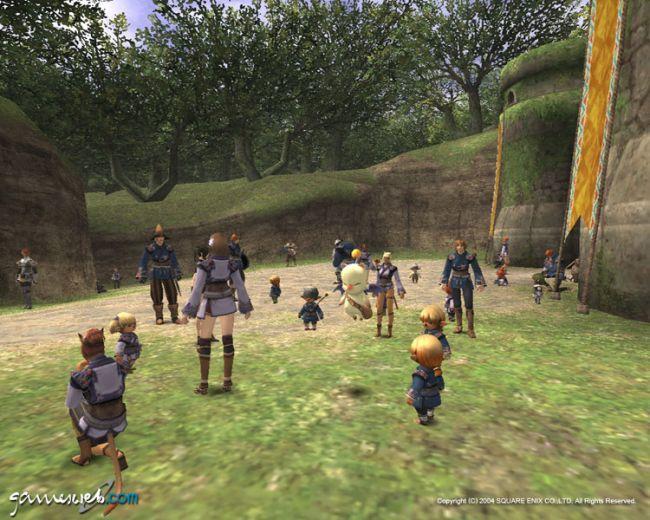 Final Fantasy XI  Archiv - Screenshots - Bild 39