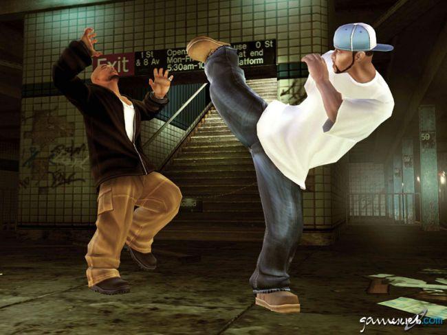 Def Jam Fight For NY  Archiv - Screenshots - Bild 10