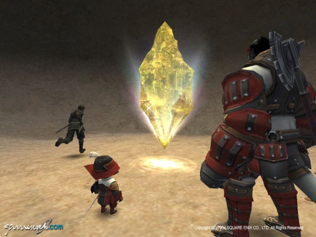 Final Fantasy XI  Archiv - Screenshots - Bild 2