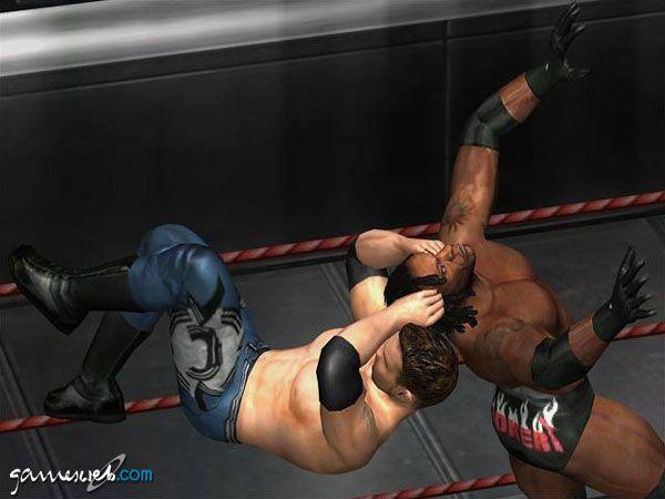 WWE Day of Reckoning  Archiv - Screenshots - Bild 3