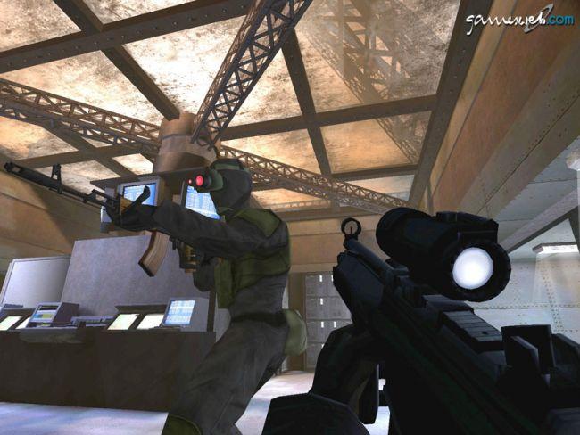 Shadow Ops: Red Mercury  Archiv - Screenshots - Bild 19