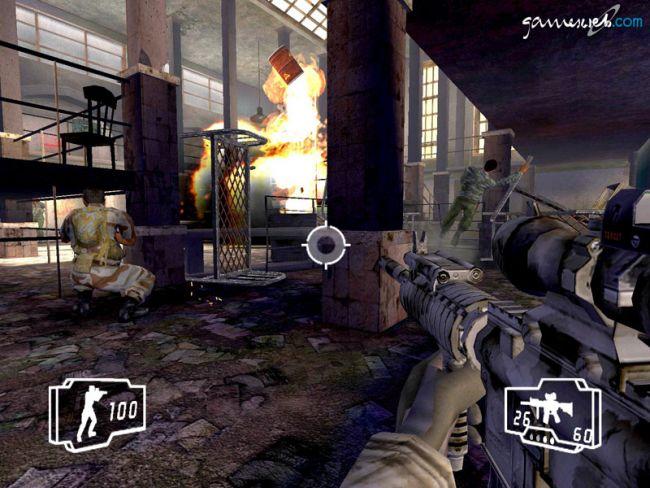 Shadow Ops: Red Mercury  Archiv - Screenshots - Bild 23