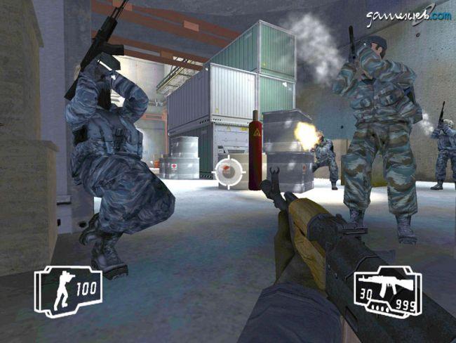 Shadow Ops: Red Mercury  Archiv - Screenshots - Bild 7