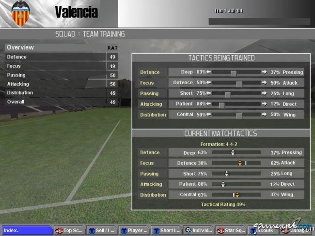 BDFL Manager 2005 Pro Edition  Archiv - Screenshots - Bild 22