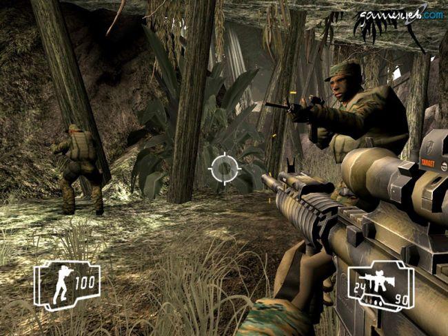 Shadow Ops: Red Mercury  Archiv - Screenshots - Bild 6