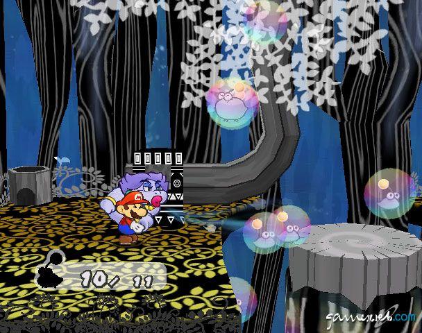 Paper Mario: Die Legende vom Äonentor  Archiv - Screenshots - Bild 16