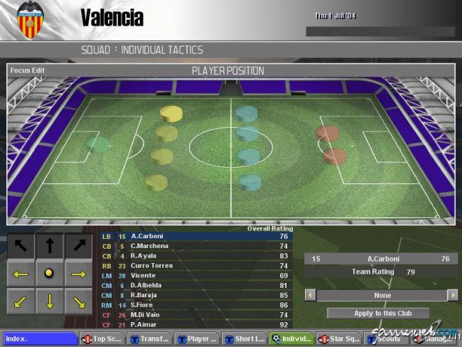 BDFL Manager 2005 Pro Edition  Archiv - Screenshots - Bild 21