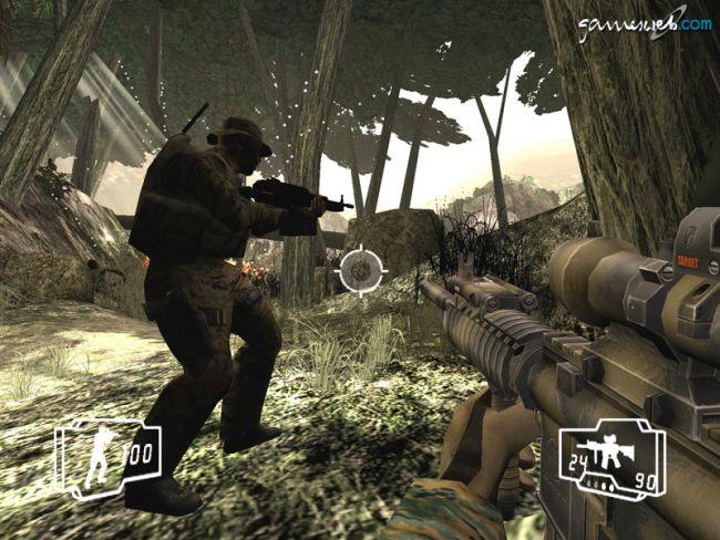 Shadow Ops: Red Mercury  Archiv - Screenshots - Bild 5
