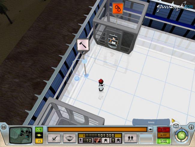 Evil Genius  Archiv - Screenshots - Bild 4