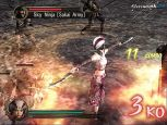 Samurai Warriors  Archiv - Screenshots - Bild 2