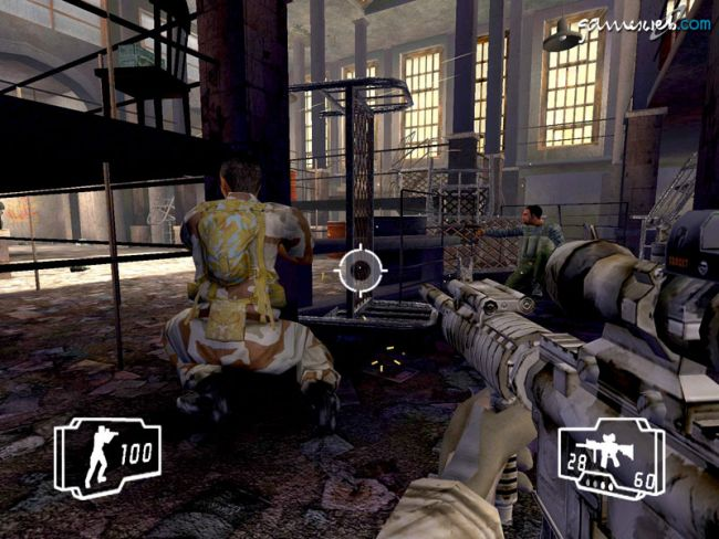 Shadow Ops: Red Mercury  Archiv - Screenshots - Bild 24