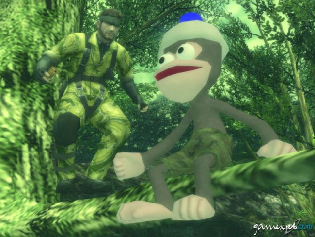 Metal Gear Solid 3: Snake Eater  Archiv - Screenshots - Bild 36