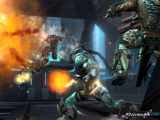 Unreal Championship 2: The Liandri Conflict  Archiv - Screenshots - Bild 7
