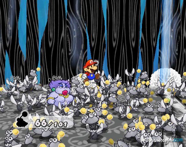 Paper Mario: Die Legende vom Äonentor  Archiv - Screenshots - Bild 21