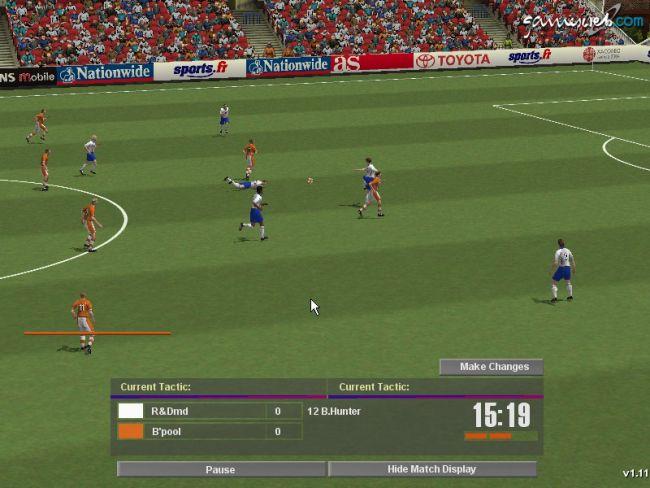 BDFL Manager 2005 Pro Edition  Archiv - Screenshots - Bild 8