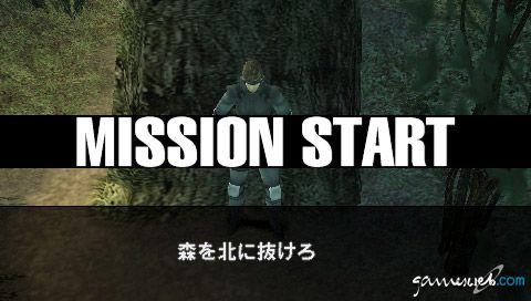 Metal Gear Acid (PSP)  Archiv - Screenshots - Bild 35