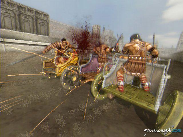Shadow of Rome  Archiv - Screenshots - Bild 18