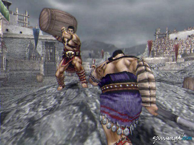 Shadow of Rome  Archiv - Screenshots - Bild 25