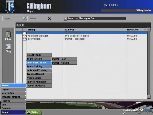 BDFL Manager 2005 Pro Edition  Archiv - Screenshots - Bild 12