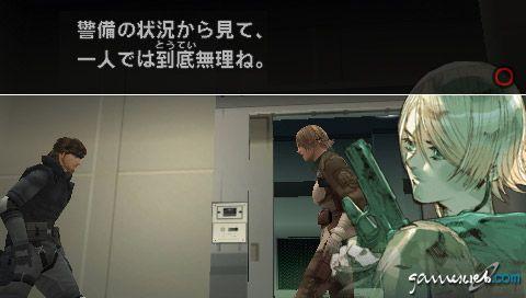 Metal Gear Acid (PSP)  Archiv - Screenshots - Bild 39