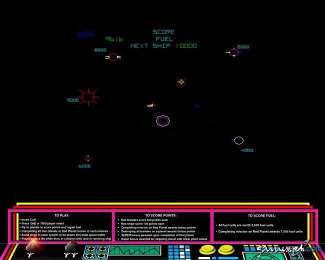 Atari Anthology  Archiv - Screenshots - Bild 4