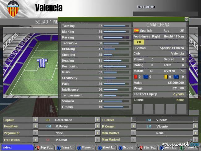 BDFL Manager 2005 Pro Edition  Archiv - Screenshots - Bild 20