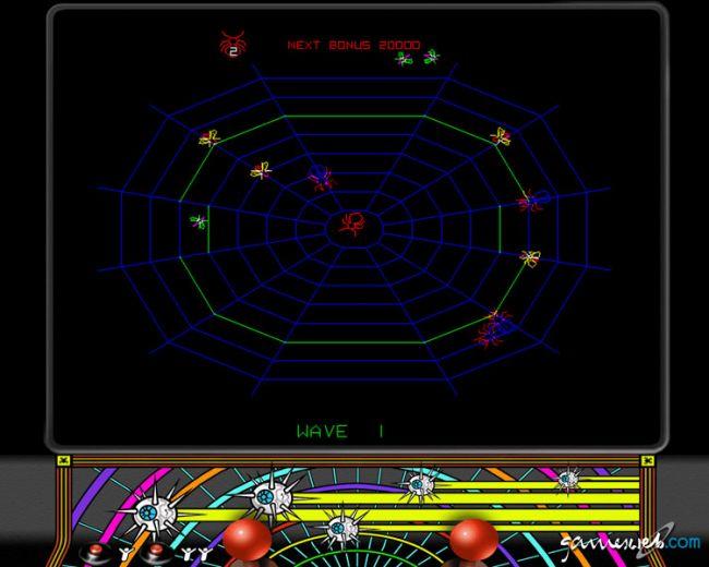 Atari Anthology  Archiv - Screenshots - Bild 3