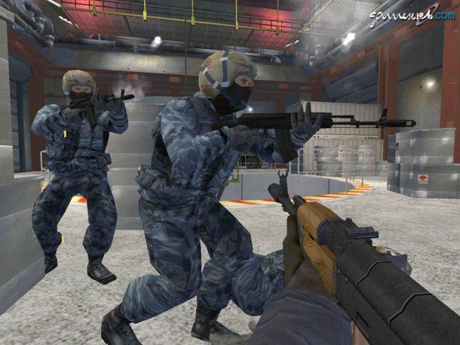 Shadow Ops: Red Mercury  Archiv - Screenshots - Bild 10