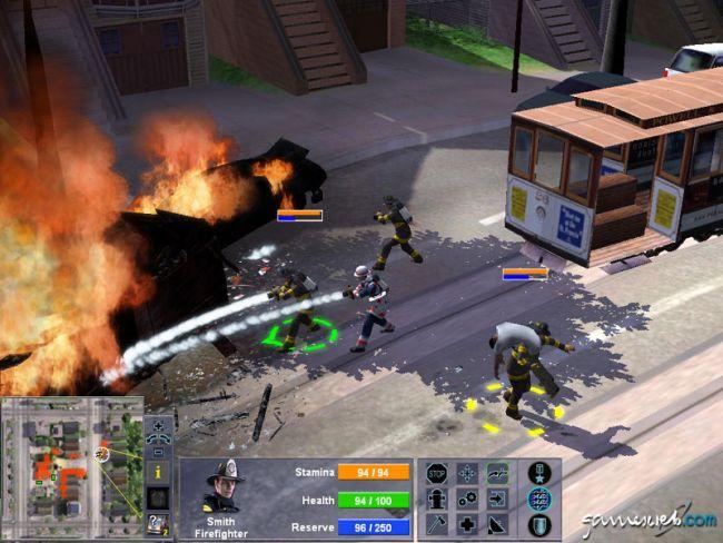 Fire Department 2  Archiv - Screenshots - Bild 15
