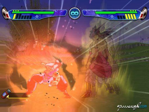 Dragon Ball Z: Budokai 3  Archiv - Screenshots - Bild 13