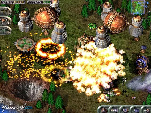 State of War: Warmonger  Archiv - Screenshots - Bild 2