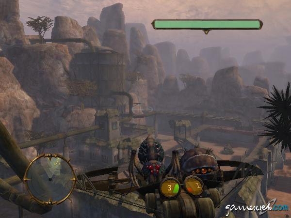 Oddworld: Strangers Vergeltung  Archiv - Screenshots - Bild 18