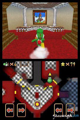 Super Mario 64 DS  Archiv - Screenshots - Bild 4