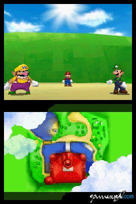Super Mario 64 DS  Archiv - Screenshots - Bild 6